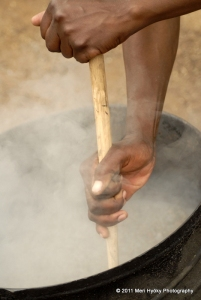 Cuisine of Mountain Kingdom, Cooking in Lesotho